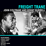 Kenny Burrell & John Coltrane Freight Trane cover art