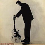 Kenny Burrell All Of You cover art
