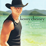 Kenny Chesney Dreams l'art de couverture
