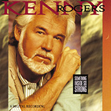 Kenny Rogers The Vows Go Unbroken (Always True To You) cover kunst