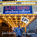 Jon Batiste - Humanism (from The Late Show with Stephen Colbert)