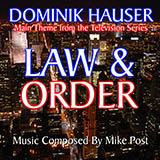Mike Post Law And Order cover art