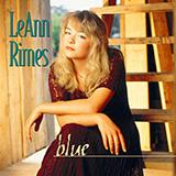 LeAnn Rimes Blue cover art