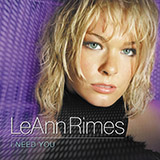 LeAnn Rimes Light The Fire Within cover kunst