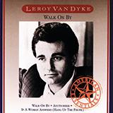Leroy Van Dyke Walk On By cover art
