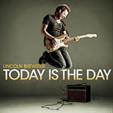 Lincoln Brewster Today Is The Day l'art de couverture