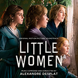 Alexandre Desplat The Beach (from the Motion Picture Little Women) cover art