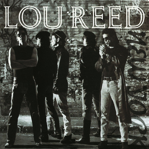 Lou Reed Halloween Parade cover art