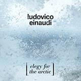 Ludovico Einaudi Elegy For The Arctic cover art