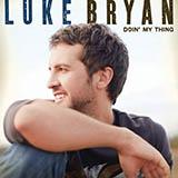 Luke Bryan Someone Else Calling You Baby l'art de couverture