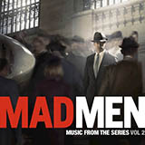A Beautiful Mine (Theme from Mad Men) Sheet Music