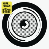 Mark Ronson Uptown Funk (feat. Bruno Mars) l'art de couverture