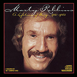 Marty Robbins Singing The Blues cover art