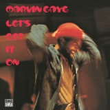 Marvin Gaye Let's Get It On cover kunst