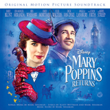 Partition piano The Royal Doulton Music Hall (from Mary Poppins Returns) de Emily Blunt & Lin-Manuel Miranda - Piano Voix Guitare (Mélodie Main Droite)