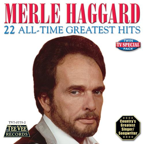 The Way I Am by Merle Haggard Piano, Vocal & Guitar (Right-Hand Melody)  Digital Sheet Music