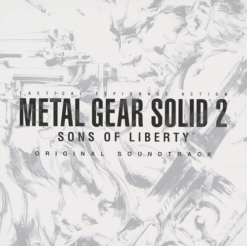 Metal Gear Solid - Sons Of Liberty