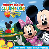 John Flansburgh & John Linnell Mickey Mouse Clubhouse Theme cover art