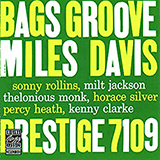 Miles Davis Bags' Groove (Take 2) cover art