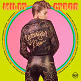 Miley Cyrus Younger Now l'art de couverture
