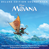 Opetaia Foa'i & Lin-Manuel Miranda We Know The Way (from Moana) l'art de couverture