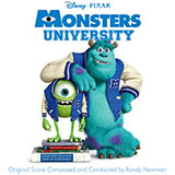 Randy Newman - First Day At MU (from Monsters University)