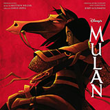Christina Aguilera Reflection (Pop Version) (from Mulan) cover kunst