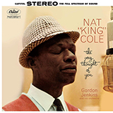 Nat King Cole The Very Thought Of You l'art de couverture