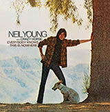 Neil Young Cowgirl In The Sand cover art