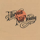 Neil Young Harvest cover art