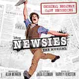 Alan Menken - Seize The Day (from Newsies The Musical) (arr. Phillip Keveren)