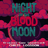 Chris Logsdon Bubblestorm (from Night of the Blood Moon) - Synth Wails l'art de couverture