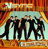 NSYNC Bye Bye Bye cover art