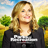 Gaby Moreno and Vincent Jones Parks And Recreation Theme cover art