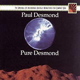 Paul Desmond I'm Old Fashioned cover art