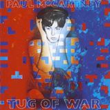 Paul McCartney Ebony And Ivory cover art