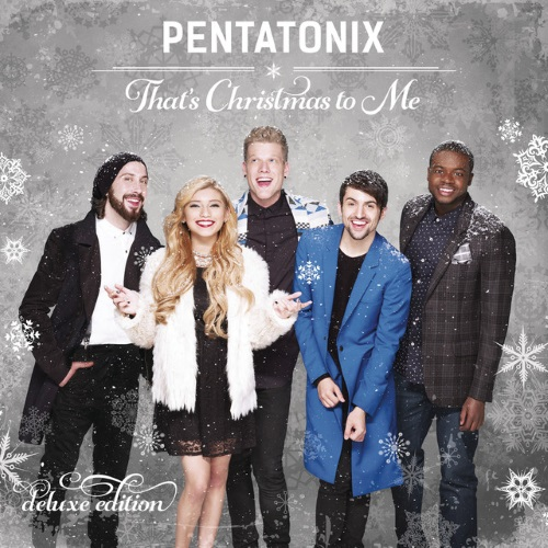 Pentatonix Mary, Did You Know? (arr. Roger Emerson) cover art