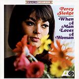 Percy Sledge When A Man Loves A Woman arte de la cubierta