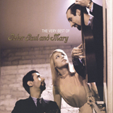 Peter, Paul & Mary - Blowin' In The Wind (arr. Mac Huff)
