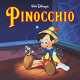 Ned Washington and Leigh Harline Give A Little Whistle (from Walt Disney's Pinocchio) cover art