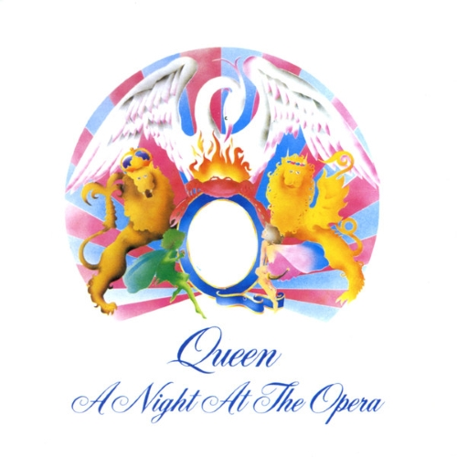 Queen Bohemian Rhapsody cover art