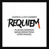 Andrew Lloyd Webber Pie Jesu cover art