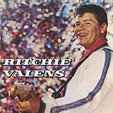 Ritchie Valens La Bamba l'art de couverture