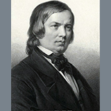Robert Schumann The Horseman, Op. 68, No. 23 cover kunst