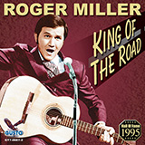 Roger Miller Walking In The Sunshine cover art