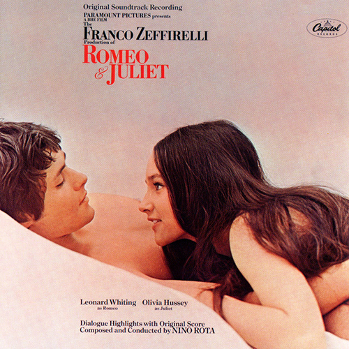 A Time For Us (Love Theme) (from Romeo And Juliet)