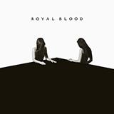 Royal Blood Sleep cover art