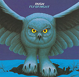 Rush Fly By Night cover art