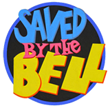 Scott Gale Saved By The Bell cover art