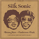 Silk Sonic Leave The Door Open cover art